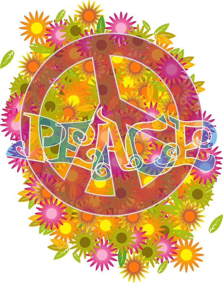 American Hippie Art ☮ Peace Sign | ☮ Art ~ Peace Sign ...