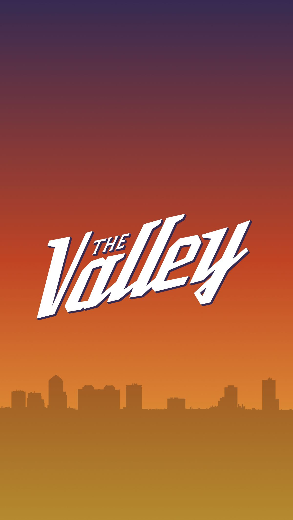 The Valley Phoenix Basketball City Premium T Shirt By Sportsign In 2021 Phoenix Basketball Phoenix Suns Basketball Phoenix Suns