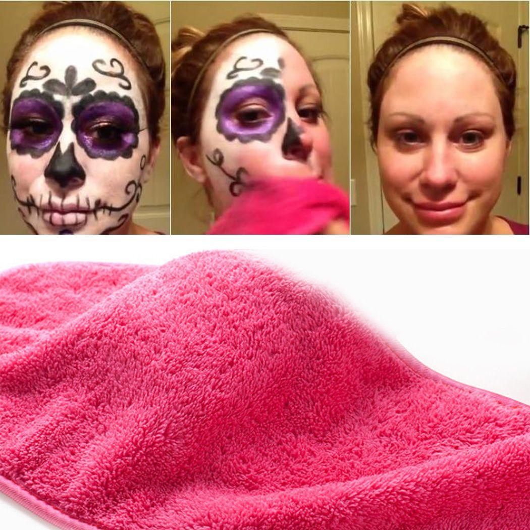 3.99 Makeup Eraser Remover Cloth for Face Eye Wipes Make