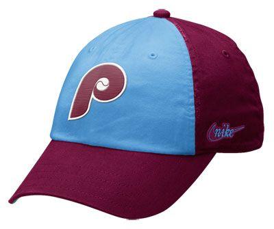 Philadelphia Phillies Women s Nike Light Blue Cooperstown L91 Relaxed  Adjustable Hat d5e78e0d2020
