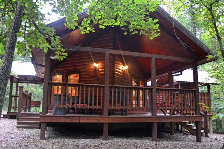Heartpine Hollow Cabins Is A Small Family Owned Company That Rests In The Heart Of Southeast Oklahoma S Beaver Honeymoon Cabin Luxury Honeymoon Cabin Hot Tub
