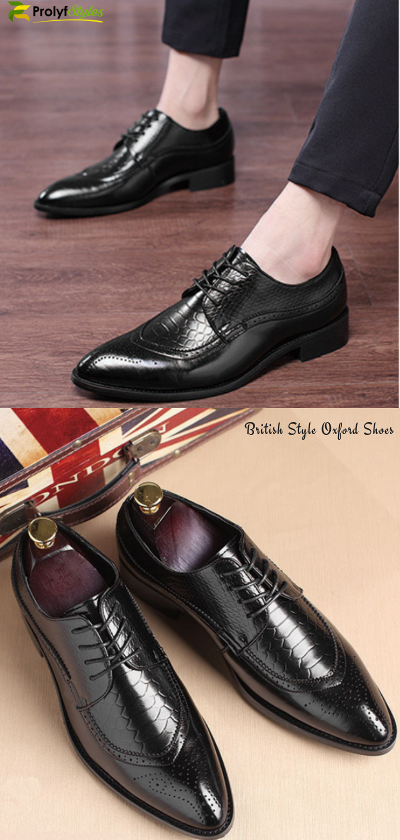 915ea02befcc0 British Style Oxford Shoes in 2019