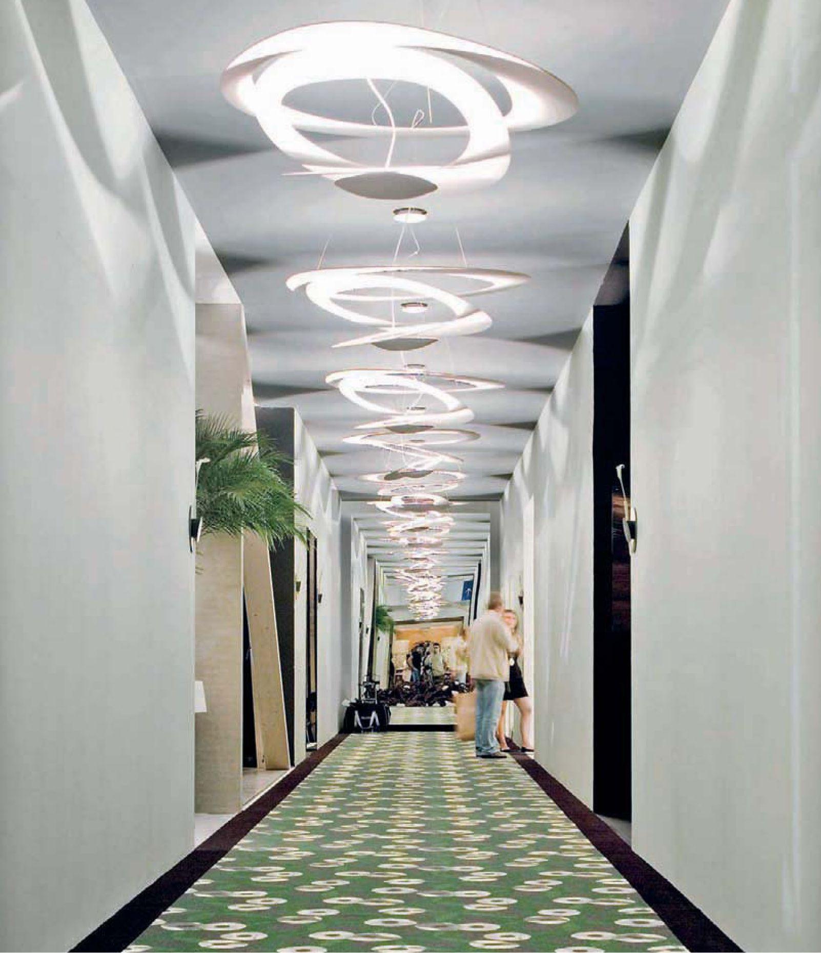 artemide pirce ceiling lights - Artemide Lighting