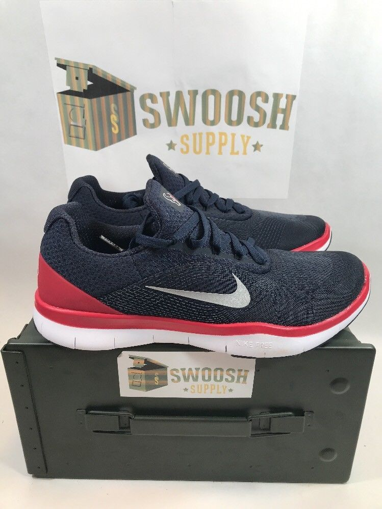 87e7b0eb3bf Nike Houston Texans Free Trainer V7 Limited Edition AA1948-403 Shoes Size  8.5  Nike  AthleticSneakers