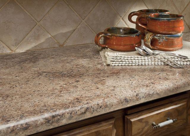 Formica Laminate Countertops Subway Tile Backsplash