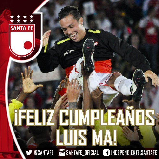 RT @SantaFe: No podíamos dejar de saludar en su cumpleaños a un León Multicampeón que lo entregó todo, feliz día @LMSeijasOficial https://t.co/UqFYG2SSSe