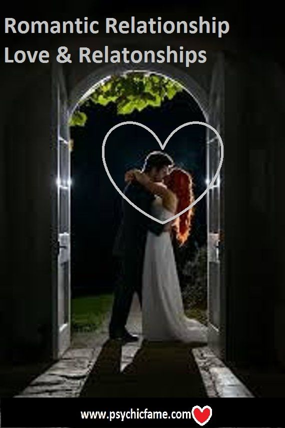 Romantic Relationship Goals | Psychic chat, Online psychic