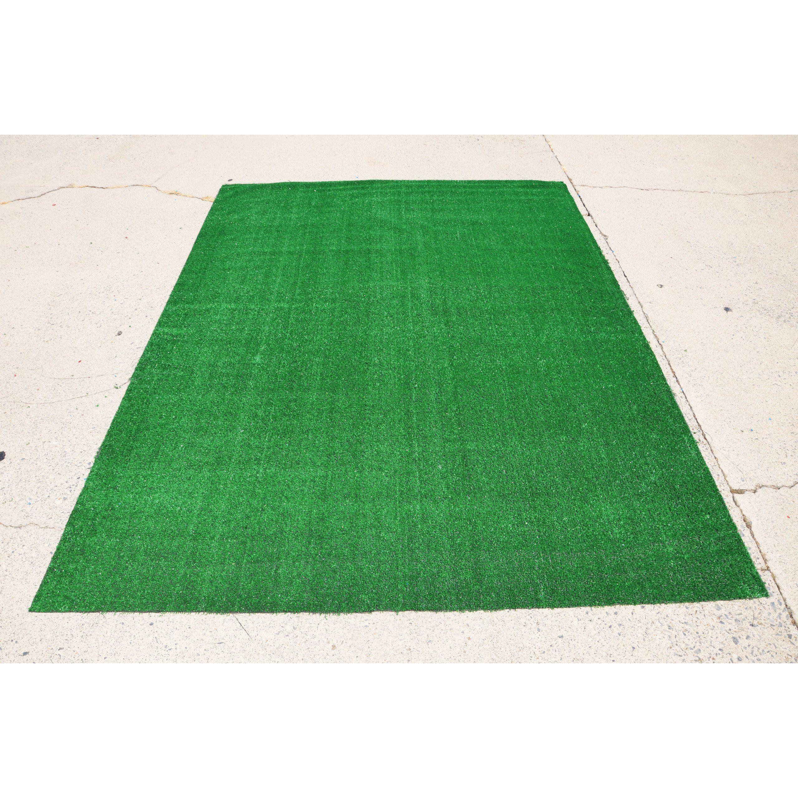 Dean Flooring Company Indoor Outdoor Green Artificial