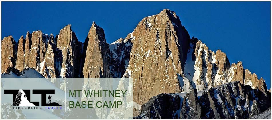 Mt Whitney - how I'm going to summit
