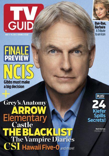 Mark na obálce TV Guide, květen 2014