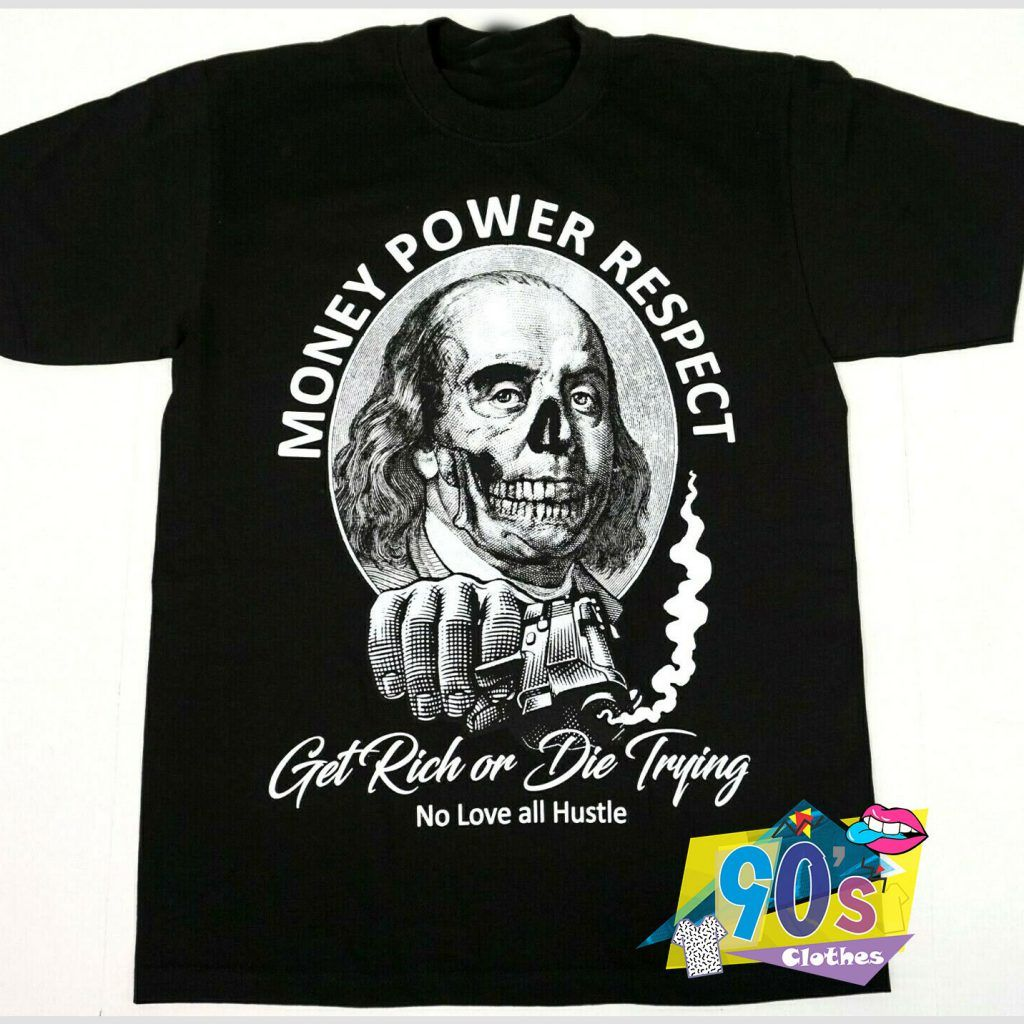 Money Power Respecy T shirt #adventlustigerster