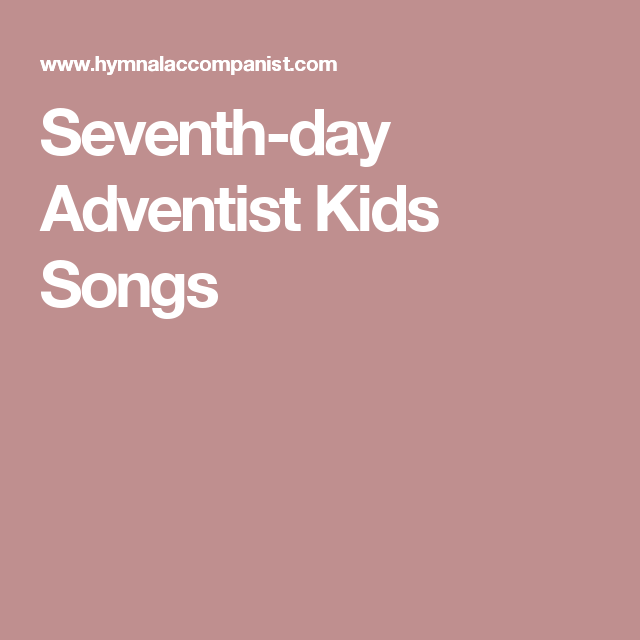 Seventh-day Adventist Kids Songs | Sda kids songs | Kids songs
