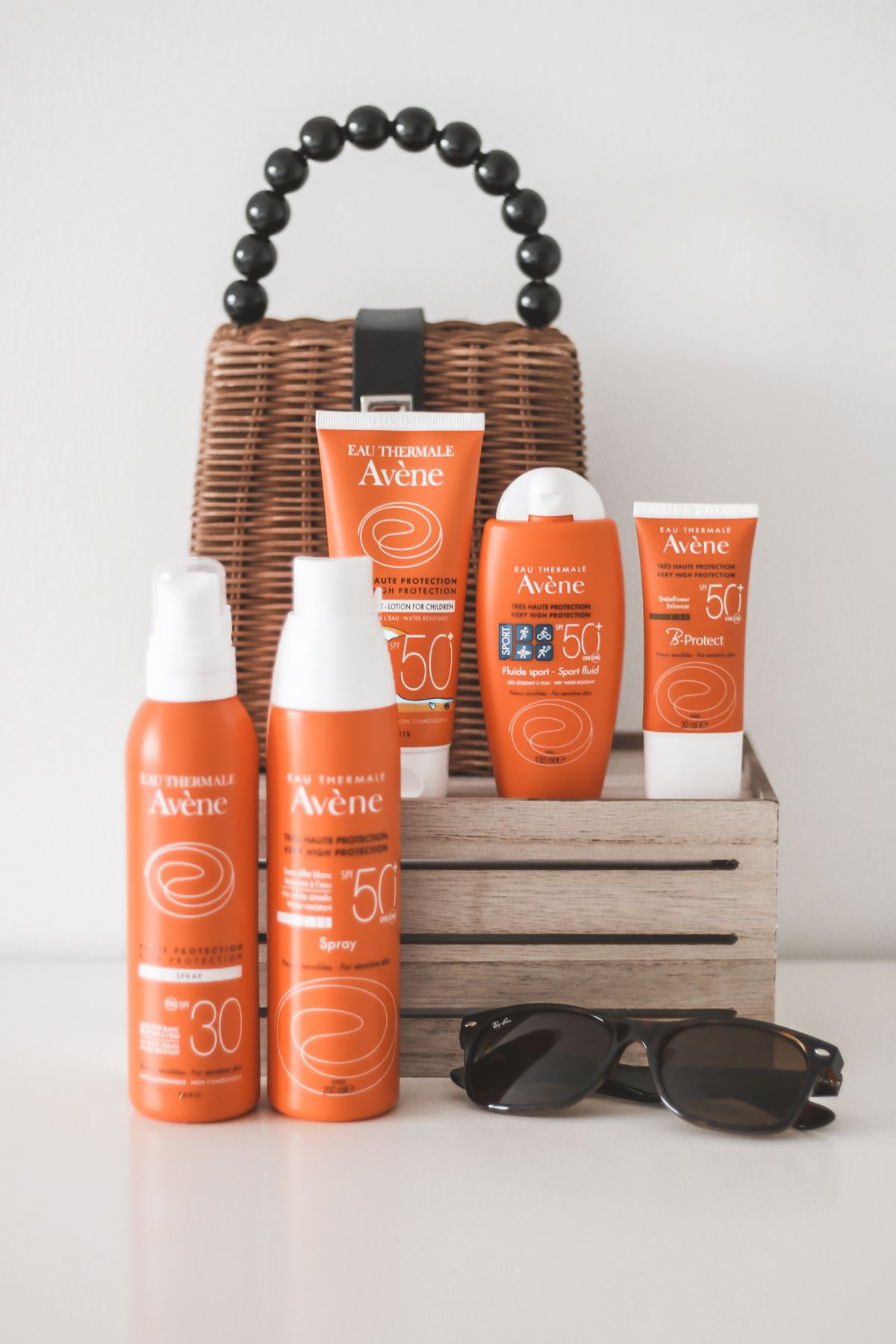 Avene Expert Sun Care Routine Five New Sun Products Added