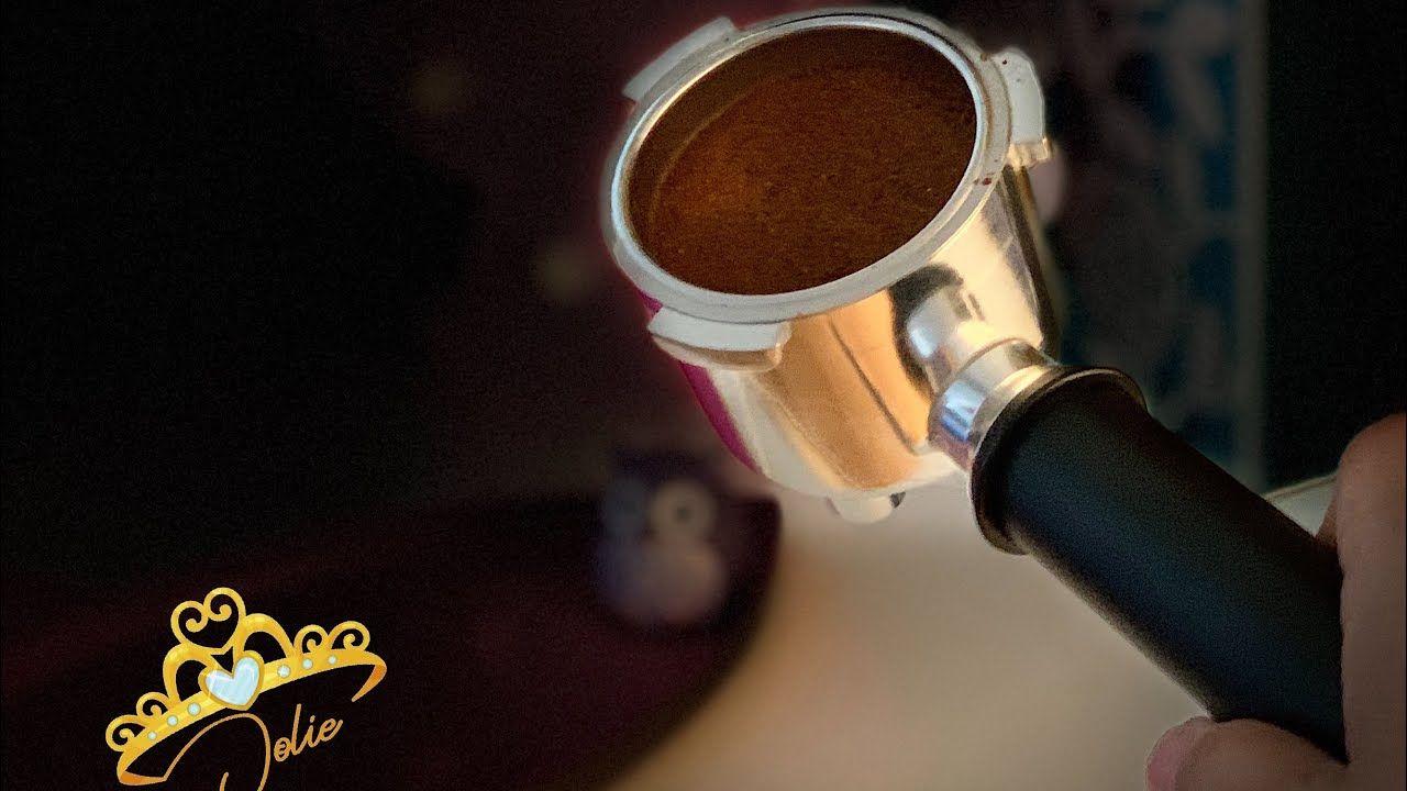افضل مكائن القهوة ديلونجي Best Double Shot Espresso Delonghi Dedica Ec685 دابل شوت اسبريسو ديلونجي ديديكا Coffee Coffee Maker Kitchen Appliances