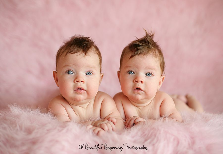 Image detail for -The twins are 4 months old!! - Beautiful ...