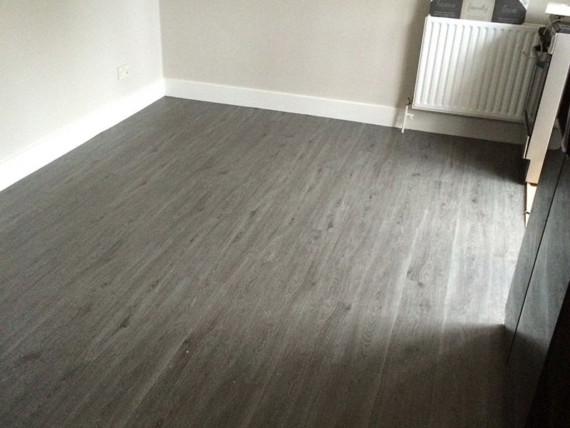 Smooth Floors Amtico Wood Flooring Private Residence In West London