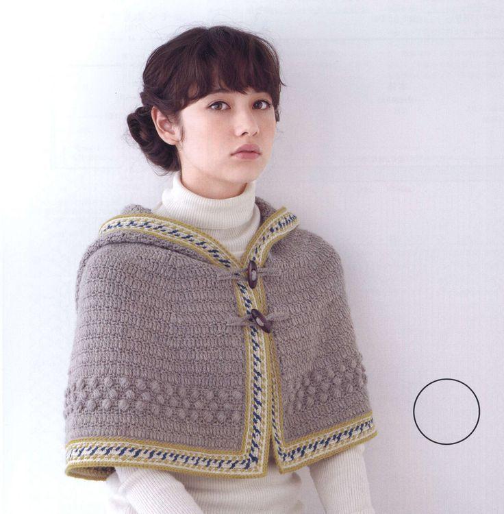 Japanese crochet patterns are so cute. So many Boho styled patterns ...