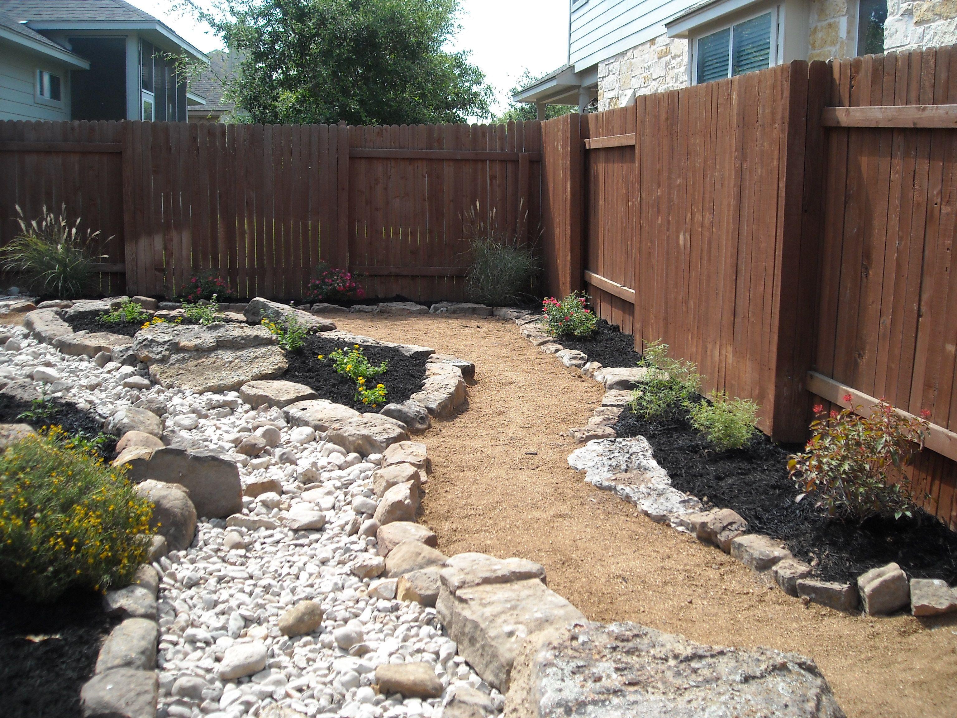 backyard landscape design using all my favorite elements