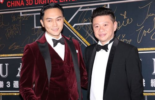 Chilam Cheung extended his management contract with Stephen Shiu - extended service contract