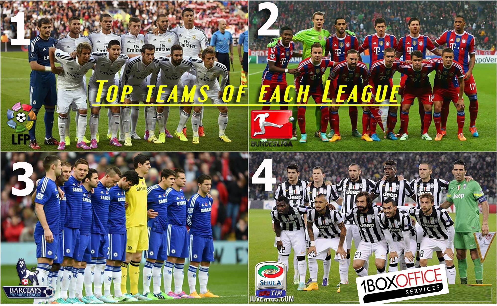 من هو افضل فريق كرة قدم في اوروبا حالياإختر رقم www