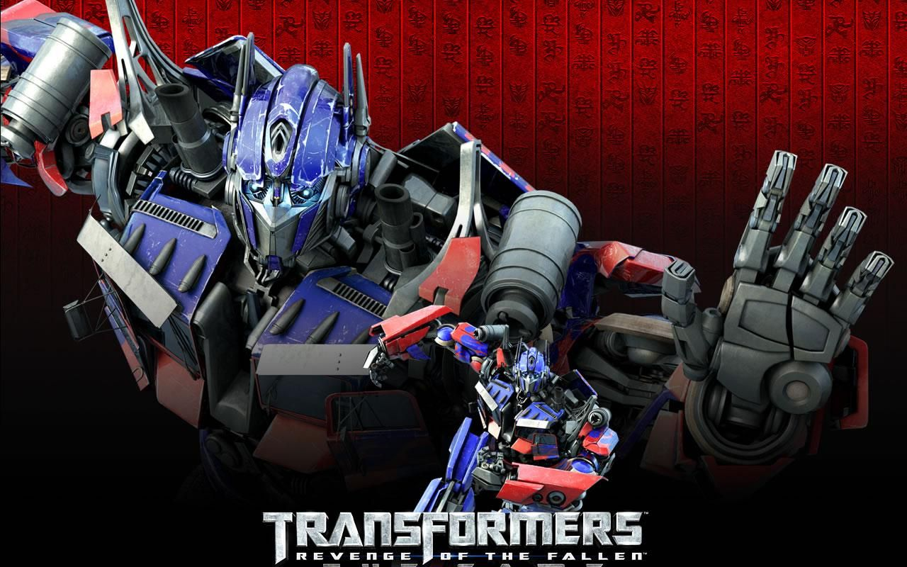 Transformers 2007 Optimus Prime Wallpaper