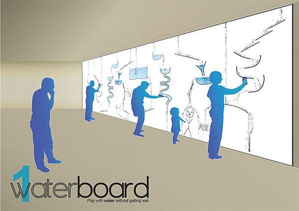Interaction design blog   Interactive water   Interaction design ...