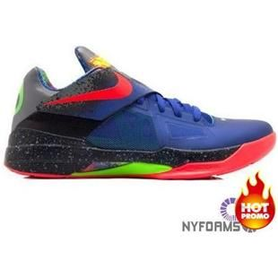 best service c9ad1 83ee1 Nike Zoom KD IV (4) Nerf