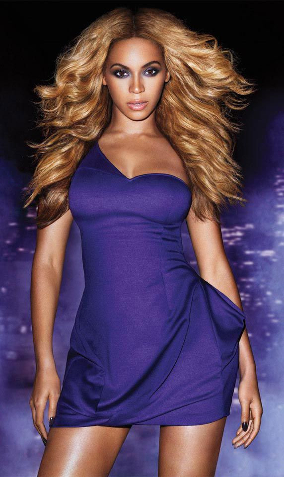 Beyoncé Heat MidNight #Purple #Dress | Fashion, Fragrance ...