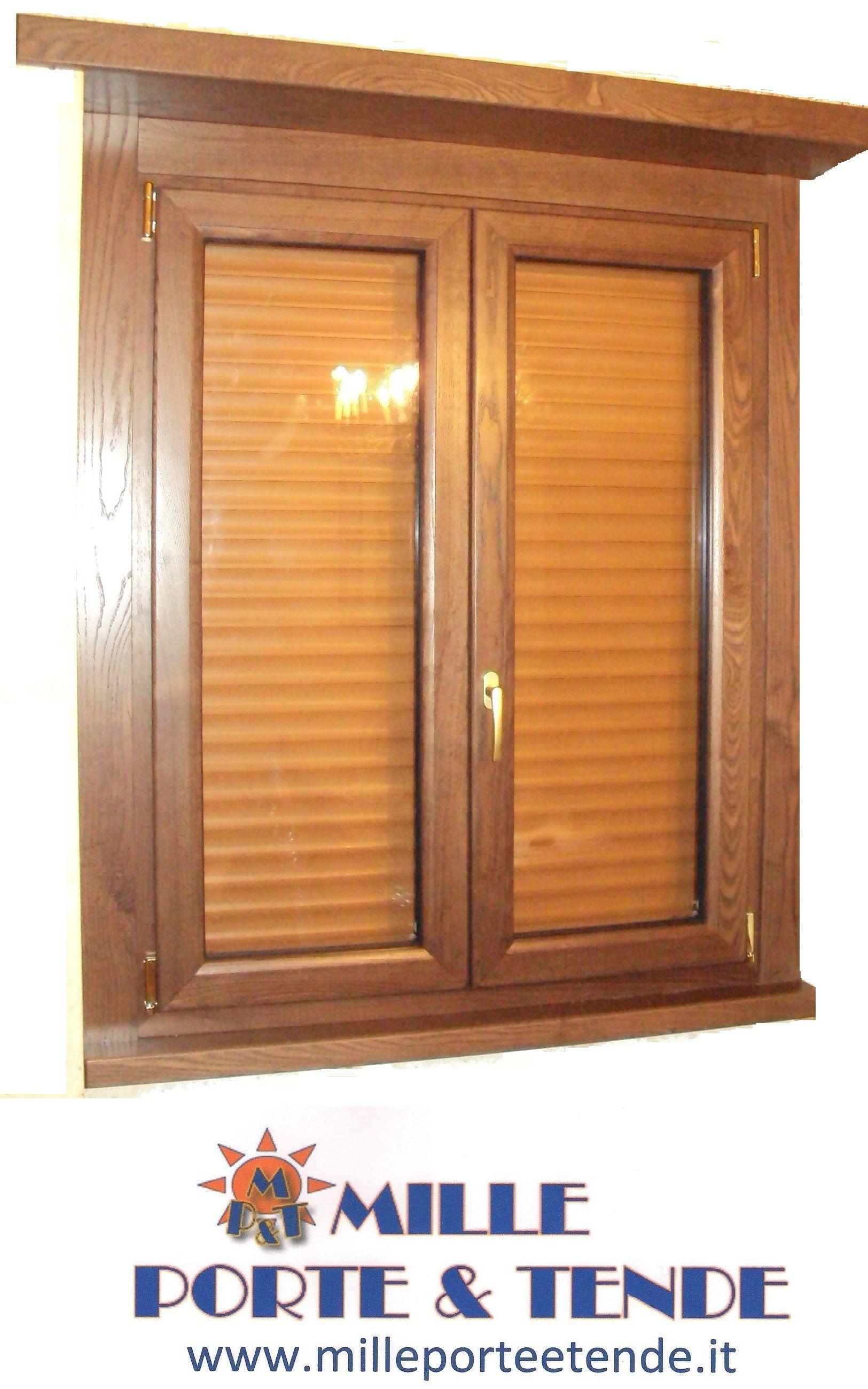 Le nostre meravigliose finestre in legno alluminio della ts infissi esterno in alluminio - Finestre in frassino ...