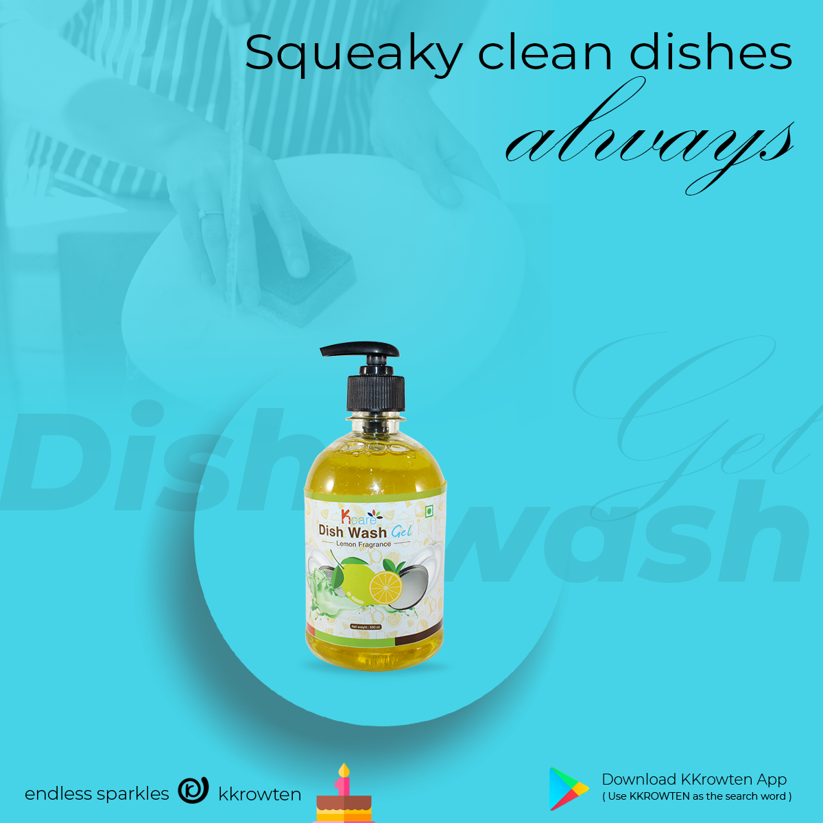 Kcare Dish Wash Gel Is An Efficient Product Dishwashing Liquid Which Is Mild On Human Hands And Leaves The Skin Noticeably Food Stains Cleaning Dishes Gel Wash