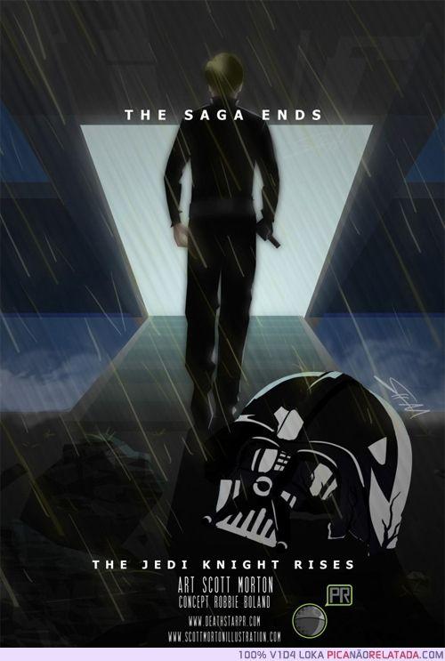 Jedi Knight Rises