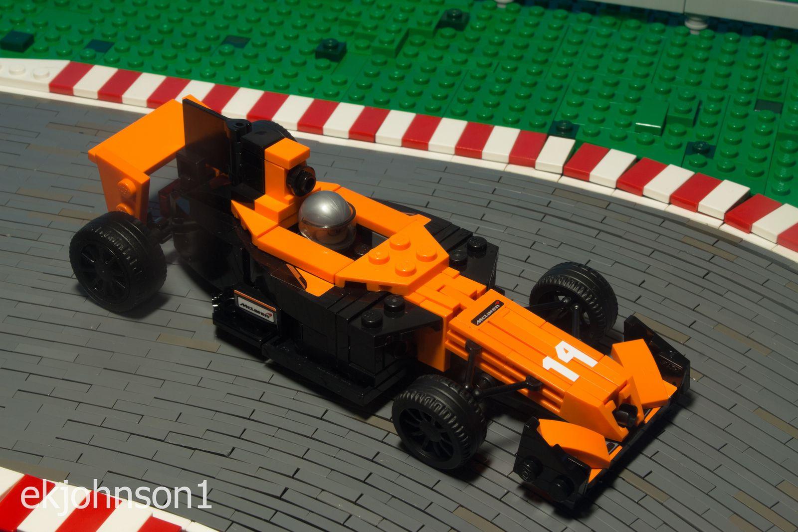 Fernando Alonso 2017 McLaren Honda MCL32 | by ekjohnson1