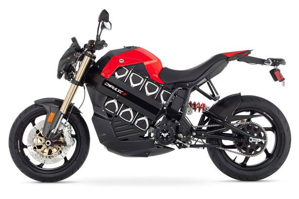 Brammo Empulse All Electric Motorcycle Electric Motorcycle