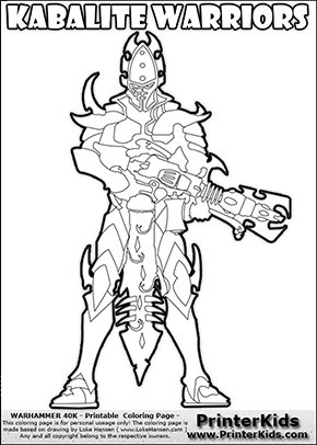 Coloring Page That Can Be Used As A Printout Or Colored Online With An Alien Dark