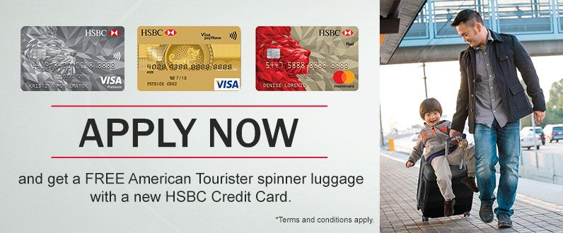 Kartu Kredit Hsbc How To Apply Credit Card Hsbc