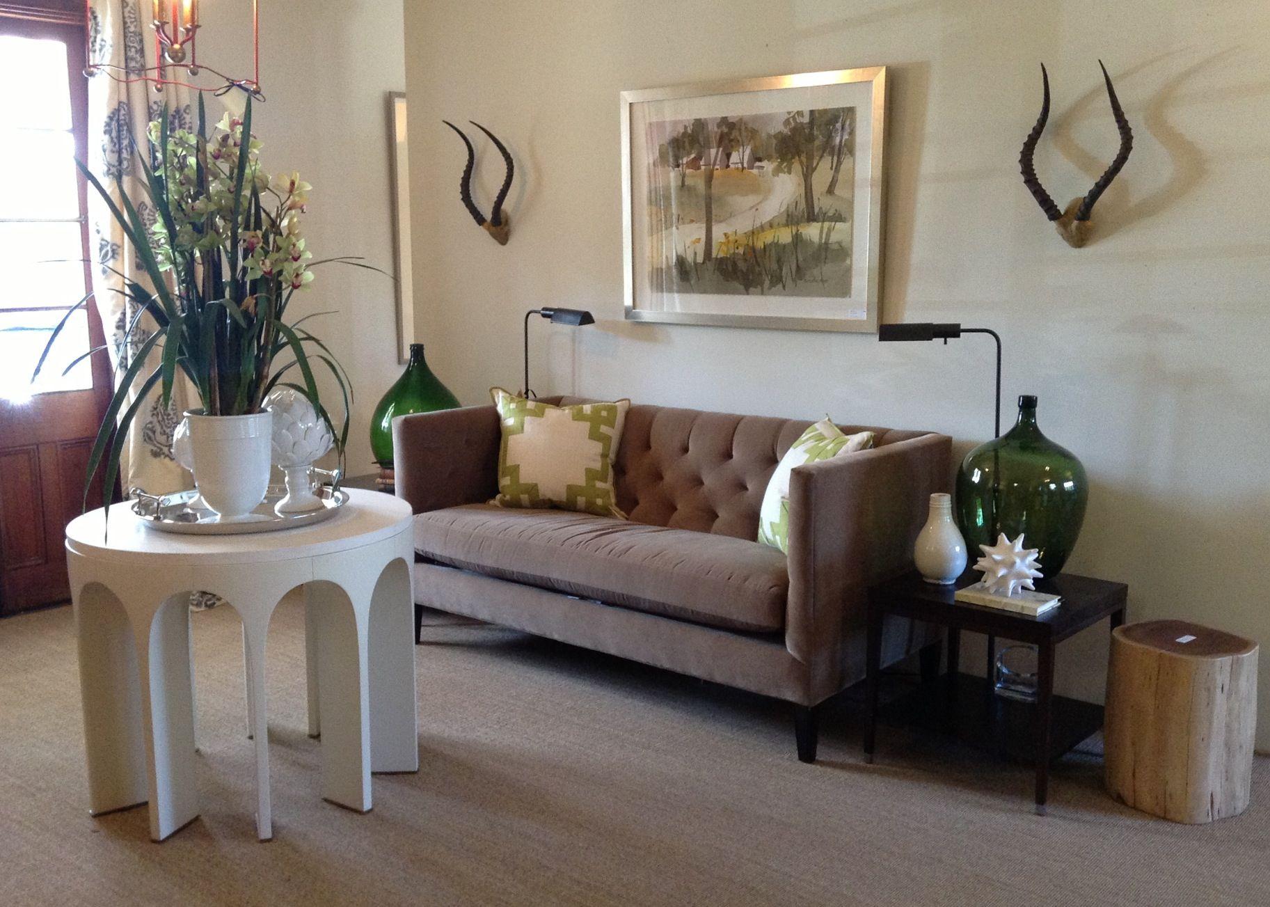 Rustic Chic Perfect For Every Season Design By Dixon Smith Interiors Baton Rouge La Contemporary Furnishings Interior Home Decor