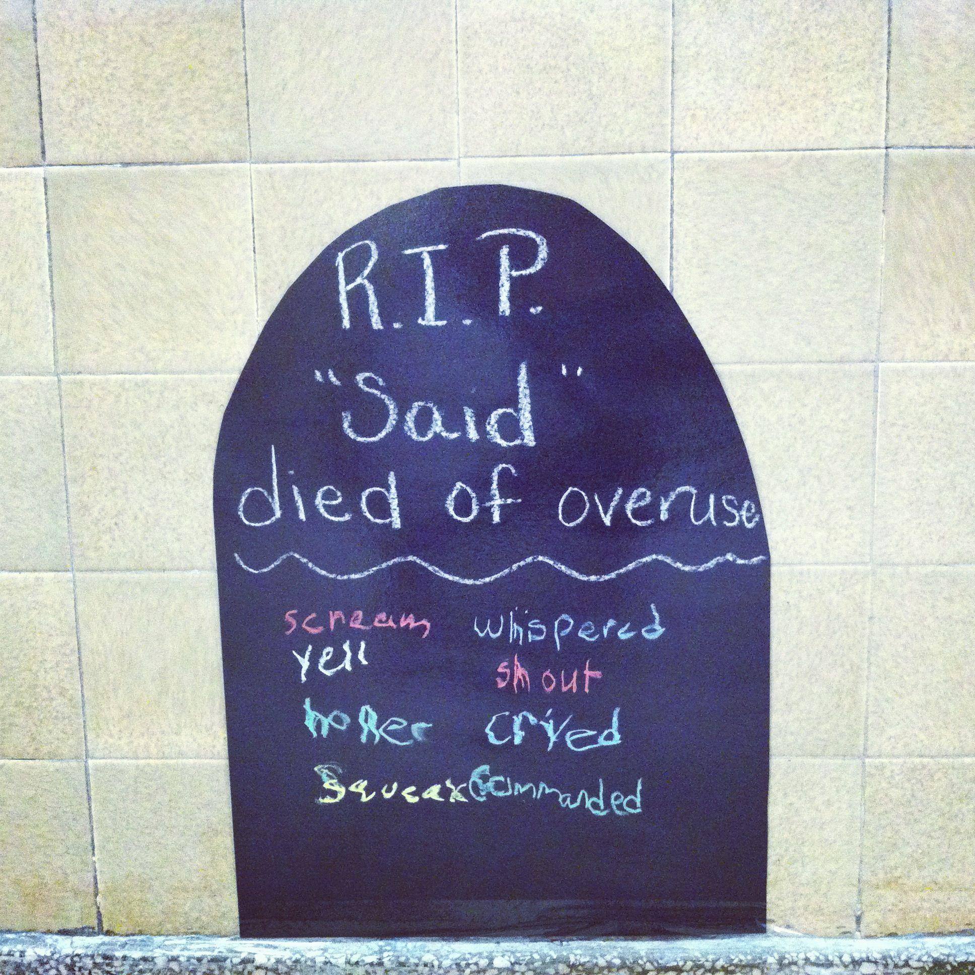 Bid Farewell To Overused Words