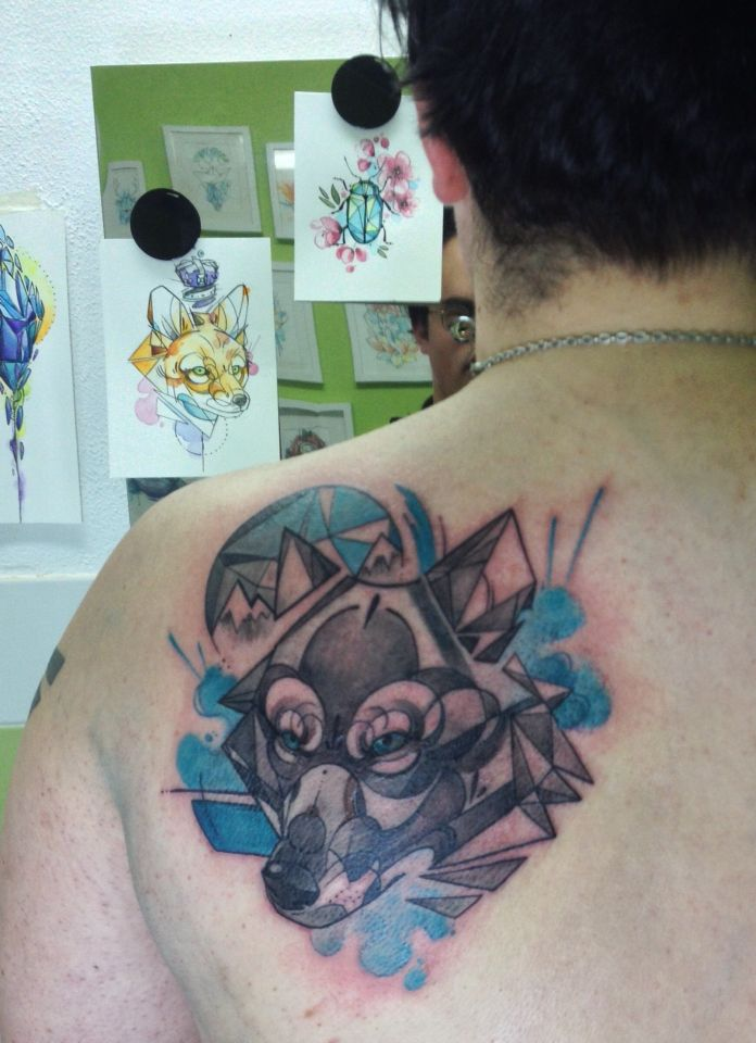 And one more tattoo ^^