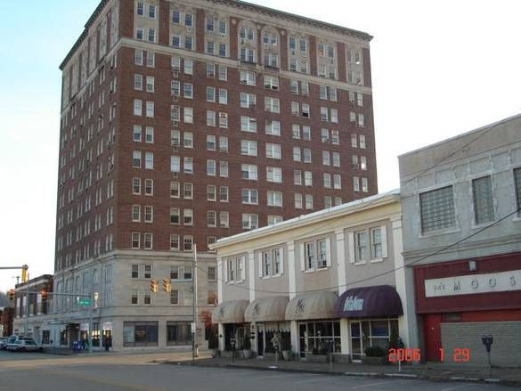 Prichard Hotel Downtown Huntington West Virginia 3 My Hometown