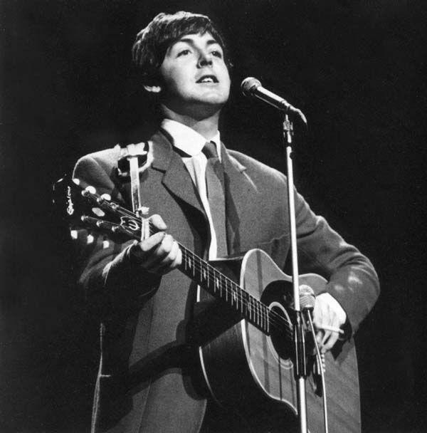 "Contagious Dreamer Paul McCartney's ""Yesterday"" Dream"