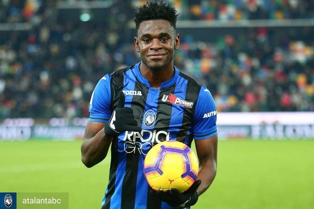 Duvanzapata Scores A Hat Trick To Give His Squad A Solid Victory Over Udinese That Places Them In The Seventh Position Close To Victorious Squad Scores