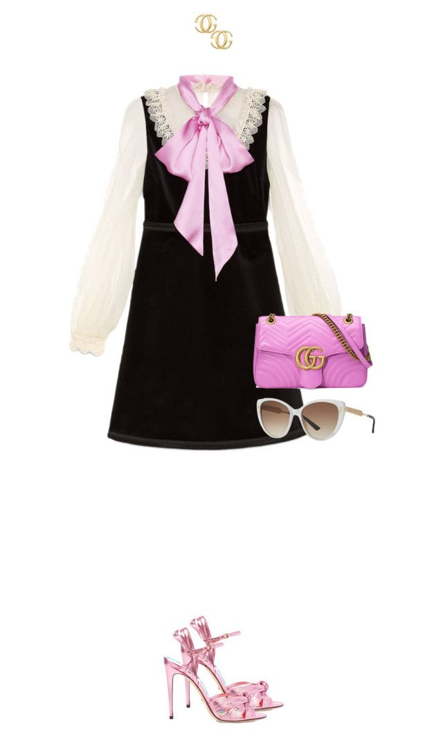"""Gucci"" by judithaem ❤ liked on Polyvore featuring Gucci"