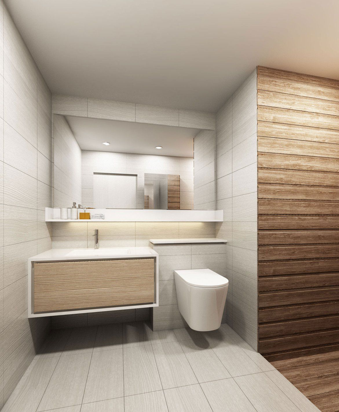 J Gateway SOHO Bathroom