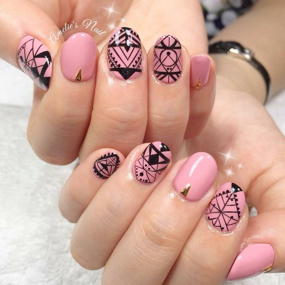 Amelies Nail | Nail art designs, Nails, Nail art
