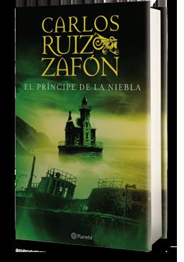 Carlos Ruiz Zafón El Príncipe De La Niebla Literatura Juvenil Carlos Ruiz Zafon Libros La Sombra Del Viento