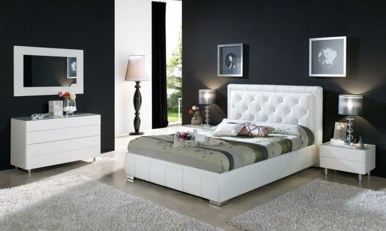 Paredes oscuras muebles pinterest paredes oscuras for Colores de paredes modernas
