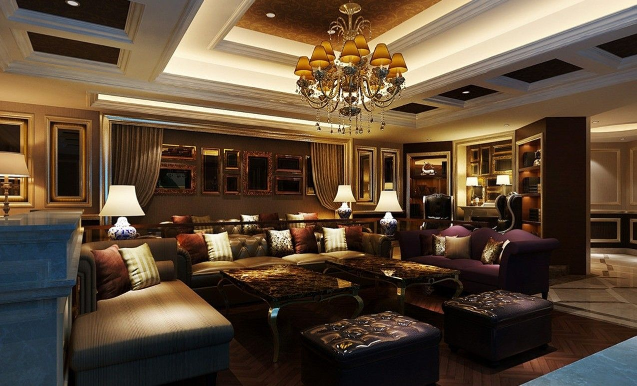 Delightful Fresh Luxury Living Rooms On Home Decor Ideas And Luxury Living Rooms