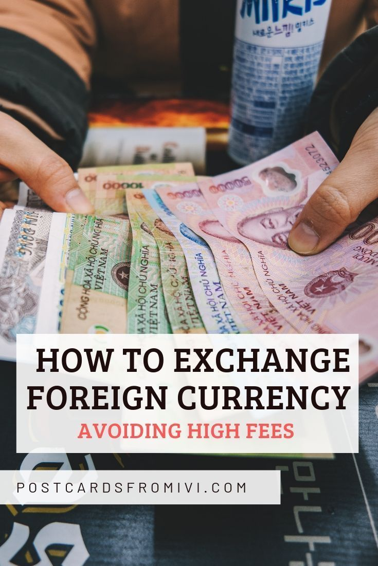 Best Way To Exchange Money While Traveling Of