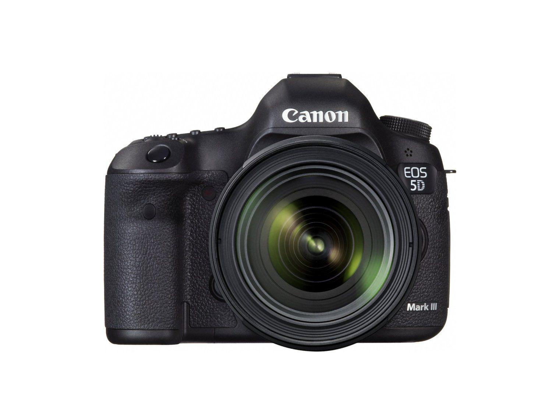 Amazon.com: Canon EOS 5D Mark III 22.3 MP Full Frame CMOS Digital ...