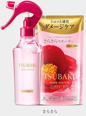 Review Shiseido Tsubaki Damage Care Hair Water It S The Best Japanese Hair Care Product Best Japanese Skincare Japanese Hair Care Japanese Skincare